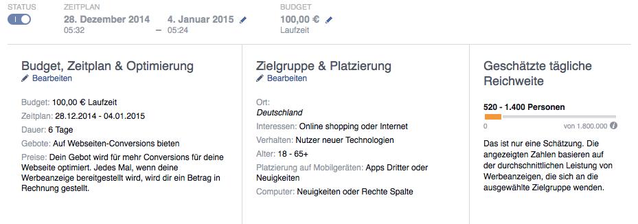 Facebook Werbeanzeigen vs. Google AdWords. Was bringt mehr?